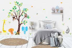 Nursery Wall Decals Kids Room Stickers Baby Room Decor Nurserydecals4you