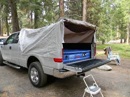 homemade truck bed tents trucks