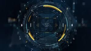 hi tech computer interface 4k 3840x2160