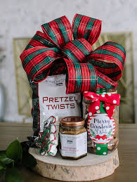 holiday business gifts the basketry