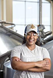 Community feature: Natalie Johnson's rise from intern to Busch brewmaster -  Food and Dining - Columbus Alive - Columbus, OH