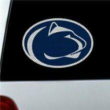 Penn State Nittany Lions 8 Perforated Window Film Sd89378 Auto Decal University For Sale Online