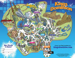 kings dominion historical maps cp