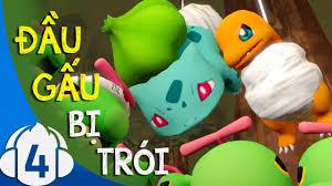 Phim Pokemon Huyền Thoại Ngoại truyện Tập 4 - Pokemon Tiếng Việt ...