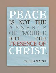 real peace inspirational quotes christian quotes words