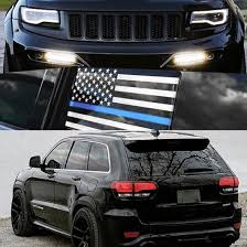 3d Gel Thin Blue Line Decal Thin Blue Line Stickers White Black Blue Usa Flag Eddition Domed Emplem Free Shipping Eastern Space