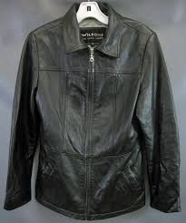 wilson leathers women s m black leather