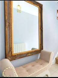 large antique mirror for in