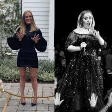 Adele displays dramatic weight loss in viral Instagram post   The Star