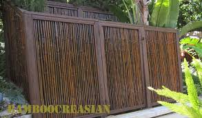 Bamboo Fencing Bamboo Roll Fences Bamboo Panel Bamboo Fence Bamboo Fence