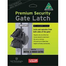 lokklatch deluxe gate latch bunnings