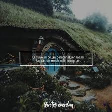quotes everday nikmatilah hujan berserta kenangan facebook