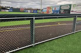 Chain Link Post Rail Padding Sportsfield Specialties