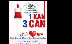Kızılay Kan Bağışı - Genç Gönüllüler