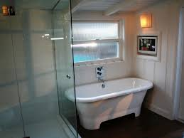 tubs and showers seen on bath crashers