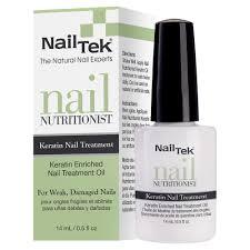 nail tek nail nutritionist keratin nail