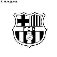 Langru Poster For Barcelona Fc Football Messi Neymar Fcb Soccer Sport Vinyl Decals Car Styling Accessories Decorative Jdm Buy At The Price Of 3 80 In Aliexpress Com Imall Com