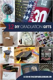 12 inexpensive diy graduation gift