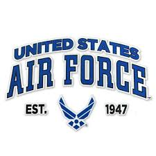 Air Force Decals