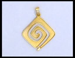 greek jewelry 14k gold pendants