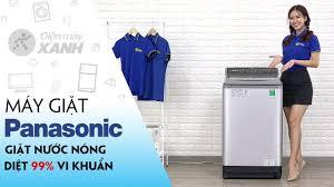 Máy giặt Panasonic 9.5 kg NA-FS95V7LMX giá rẻ, có trả góp 06/2020