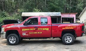 Vinyl Truck Lettering And Vehicle Graphics For Central Ma