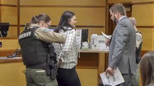 Kalama woman sentenced in Moulton Falls Bridge pushing incident    ClarkCountyToday.com
