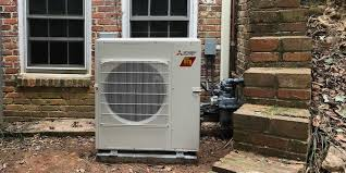 undersized ducted mini split heat pump