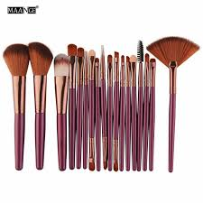 maange 15 18 pcs professional makeup