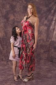 Amazon Eve Model | Amazone Eve : World's Tallest Model | Tall ...