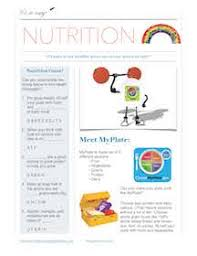 nutrition education by food and health