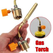 Hayashi - หัวพ่นไฟเอนกประสงค์ หัวเชื่อมทองเหลือง เชื่อมท่อแอร์ เชื่อมท่อทอแดง  สำหรับช่างแอร์ หัวพ่นไฟ หัวพ่นแก๊ส No.KT-2104