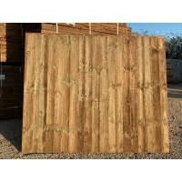 6ft X 3ft Heavy Duty Closeboard Fence Panel East Coast Fencing