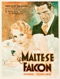 The Maltese Falcon (1931) - IMDb
