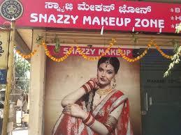 snazzy makeup zone basaveshwara nagar