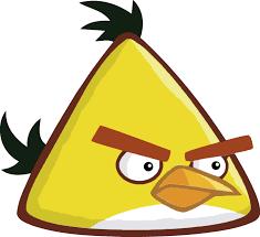 Angry Birds Remastered - CHUCK by Alex-Bird.deviantart.com on ...