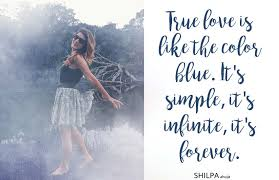 blue dress quotes for instagram for all moods occasions