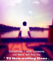 sad alone boy images quotes