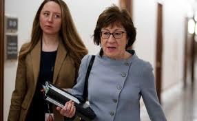 Susan Collins Criticizes Federal Coronavirus Response, Urging Trump To  'Step Back' | Maine Public
