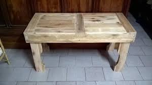 diy pallet rustic coffee table 101