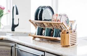 top 10 best bamboo dish drying racks in