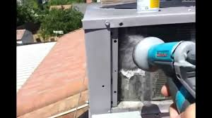 diy air conditioner coil cleaning you