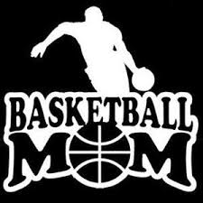Basketball Mom Window Decal Sticker Custom Sticker Shop