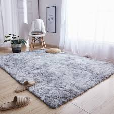 carpet tie dyeing plush soft carpets