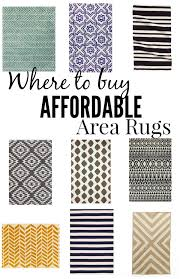 where to affordable area rugs