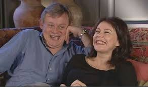 Martin Clunes and Julia Graham interview | Martin clunes, Doc martin, Julie  graham