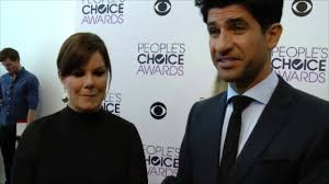 Marcia Gay Harden and Raza Jaffrey talk about their show - YouTube