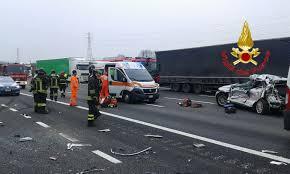 Tragedia sulla A4 tra Marcallo/Mesero e Arluno: donna perde la ...