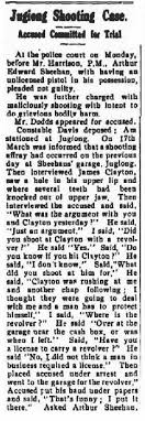 Trove Tuesday: Jugiong Shooting Case
