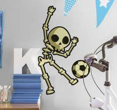Amazing Soccer Wall Stickers Tenstickers